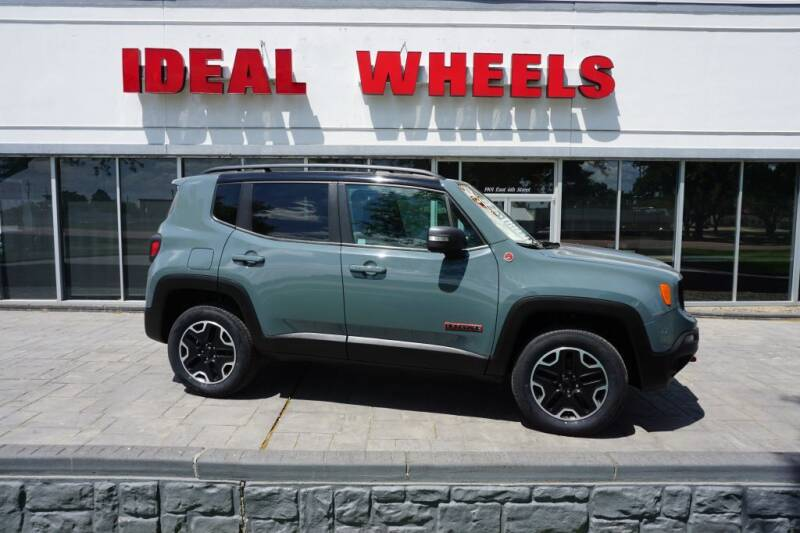 2016 Jeep Renegade for sale at Ideal Wheels in Sioux City IA