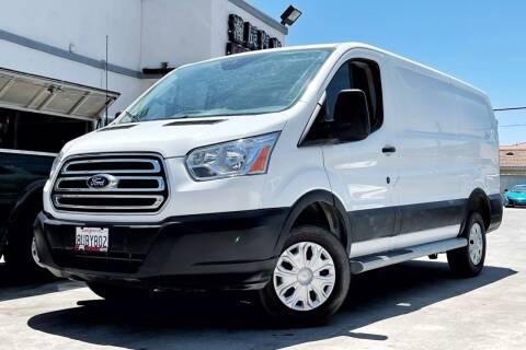2019 Ford Transit Cargo for sale at Fastrack Auto Inc in Rosemead CA