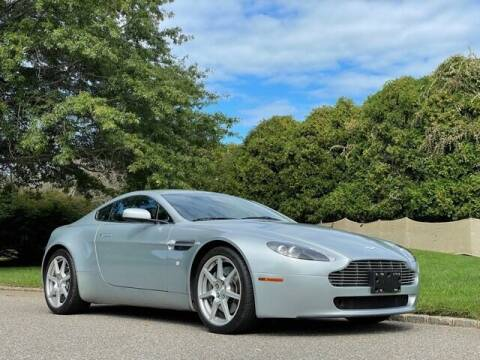 2007 Aston Martin Vantage for sale at Gullwing Motor Cars Inc in Astoria NY