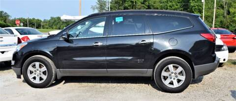 2012 Chevrolet Traverse for sale at PINNACLE ROAD AUTOMOTIVE LLC in Moraine OH
