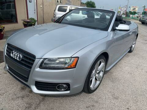 2012 Audi A5 for sale at New To You Motors in Tulsa OK