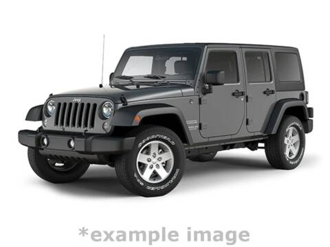 2017 Jeep Wrangler Unlimited for sale at Coast to Coast Imports in Fishers IN