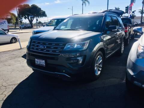 2016 Ford Explorer for sale at Auto Max of Ventura in Ventura CA