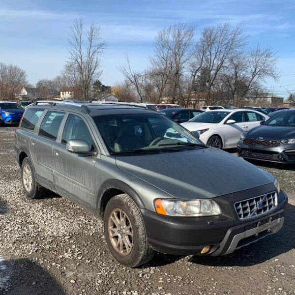 2007 Volvo XC70 for sale at American & Import Automotive in Cheektowaga NY