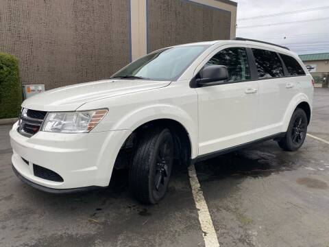 2017 Dodge Journey for sale at Exelon Auto Sales in Auburn WA