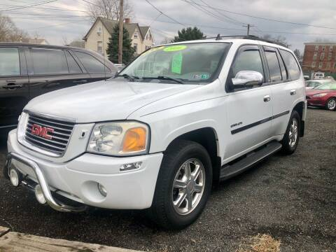 2006 GMC Envoy for sale at Mayer Motors of Pennsburg in Pennsburg PA