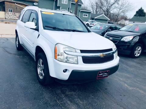 2006 Chevrolet Equinox for sale at SHEFFIELD MOTORS INC in Kenosha WI