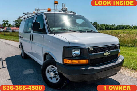 2008 Chevrolet Express Cargo for sale at Fruendly Auto Source in Moscow Mills MO