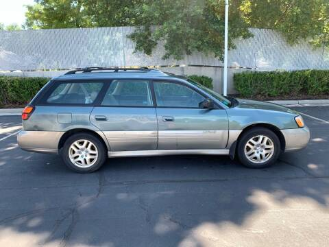 2001 Subaru Outback for sale at BITTON'S AUTO SALES in Ogden UT