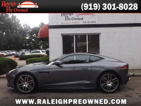 2017 Jaguar F-TYPE for sale at Raleigh Pre-Owned in Raleigh NC