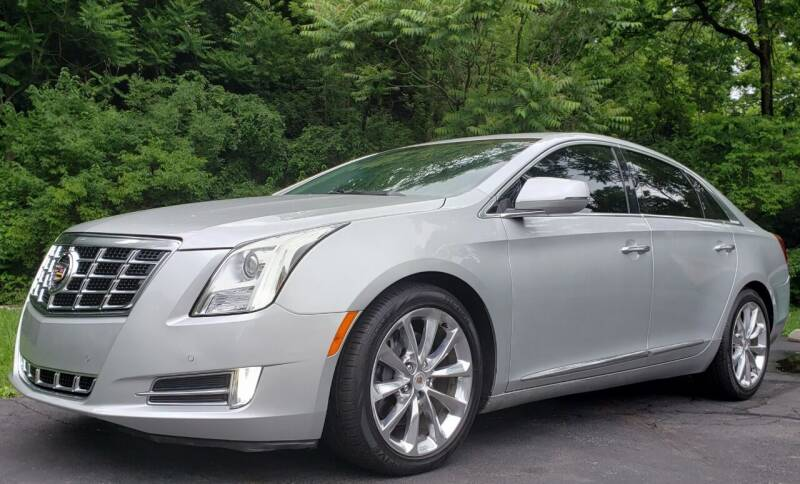 2013 Cadillac XTS for sale at The Motor Collection in Columbus OH