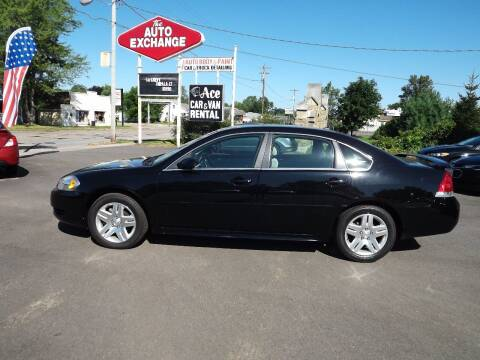 2014 Chevrolet Impala Limited for sale at The Auto Exchange in Stevens Point WI