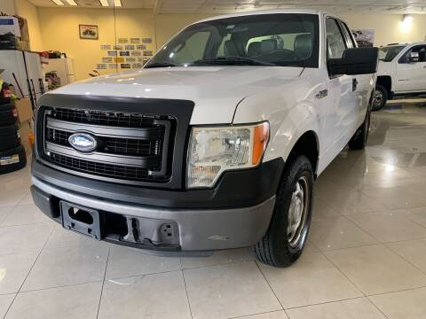 2013 Ford F-150 for sale at Top Trucks Motors in Pompano Beach FL