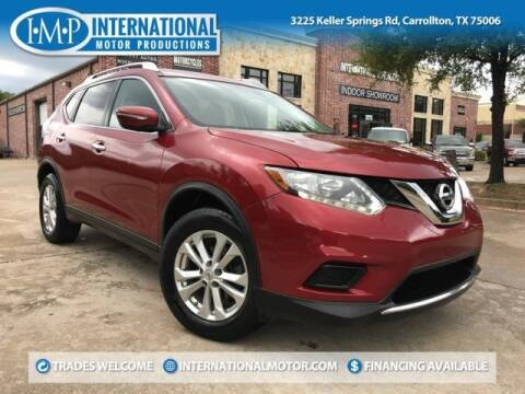 2015 Nissan Rogue for sale at International Motor Productions in Carrollton TX
