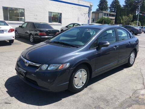 2008 Honda Civic for sale at StarMax Auto in Fremont CA