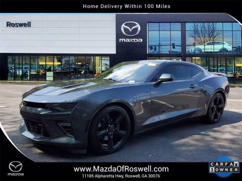 2017 Chevrolet Camaro for sale at Mazda Of Roswell in Roswell GA