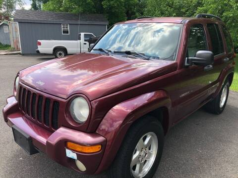 2003 Jeep Liberty for sale at Perfect Choice Auto in Trenton NJ