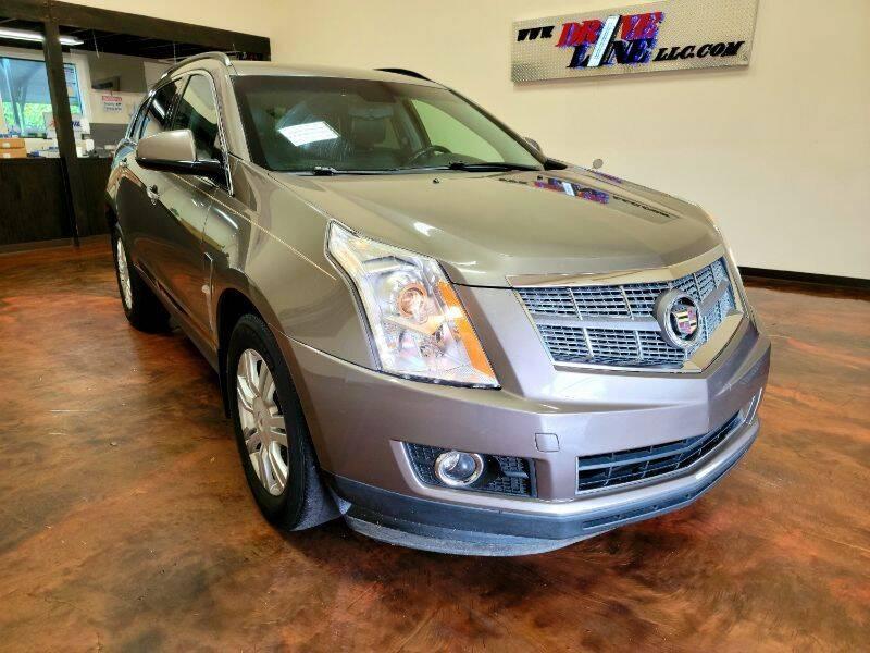 2012 Cadillac SRX for sale at Driveline LLC in Jacksonville FL