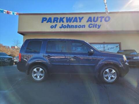 2014 Honda Pilot for sale at PARKWAY AUTO SALES OF BRISTOL - PARKWAY AUTO JOHNSON CITY in Johnson City TN