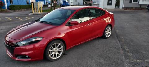 2013 Dodge Dart for sale at 369 Auto Sales LLC in Murfreesboro TN