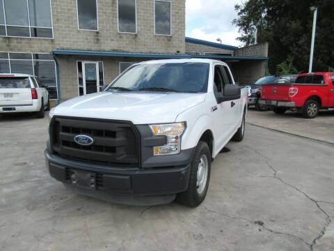 2015 Ford F-150 for sale at Lone Star Auto Center in Spring TX