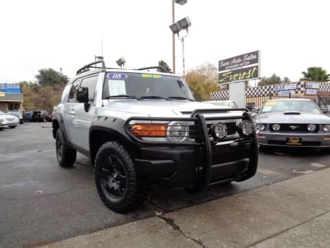 2008 Toyota FJ Cruiser for sale at Save Auto Sales in Sacramento CA
