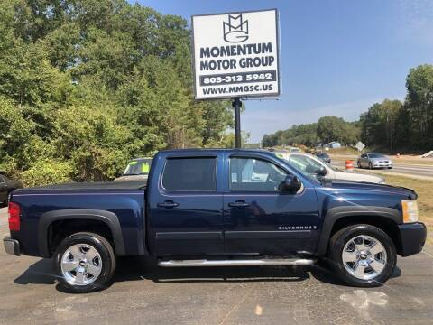 2007 Chevrolet Silverado 1500 for sale at Momentum Motor Group in Lancaster SC