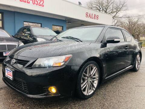 2012 Scion tC for sale at Trimax Auto Group in Norfolk VA