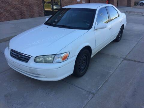 2001 Toyota Camry for sale at STATEWIDE AUTOMOTIVE LLC in Englewood CO