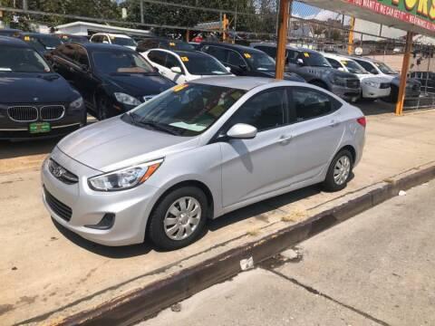 2016 Hyundai Accent for sale at Sylhet Motors in Jamacia NY