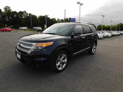 2014 Ford Explorer for sale at Paniagua Auto Mall in Dalton GA