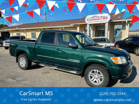 2004 Toyota Tundra for sale at CarSmart MS in Diberville MS