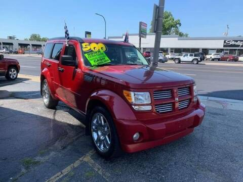 2009 Dodge Nitro for sale at JBA Auto Sales Inc in Stone Park IL