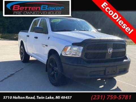 2015 RAM Ram Pickup 1500 for sale at Betten Baker Preowned Center in Twin Lake MI