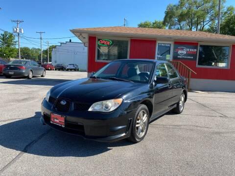 2007 Subaru Impreza for sale at Big Red Auto Sales in Papillion NE