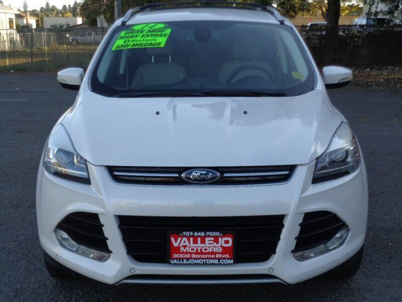 2014 Ford Escape for sale at Vallejo Motors in Vallejo CA