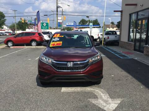 2015 Honda CR-V for sale at Steves Auto Sales in Little Ferry NJ