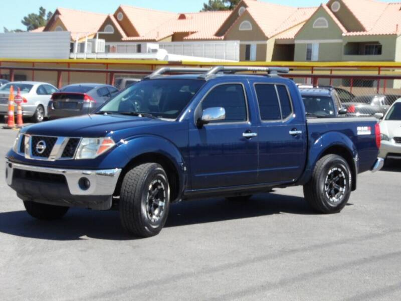 2006 Nissan Frontier for sale at Best Auto Buy in Las Vegas NV