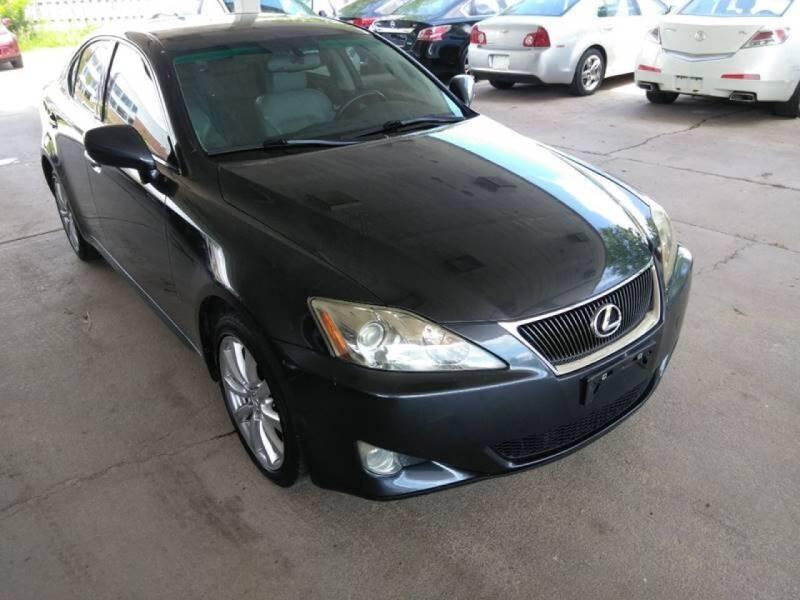 2006 Lexus IS 250 for sale at Divine Auto Sales LLC in Omaha NE