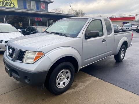 2006 Nissan Frontier for sale at Wise Investments Auto Sales in Sellersburg IN