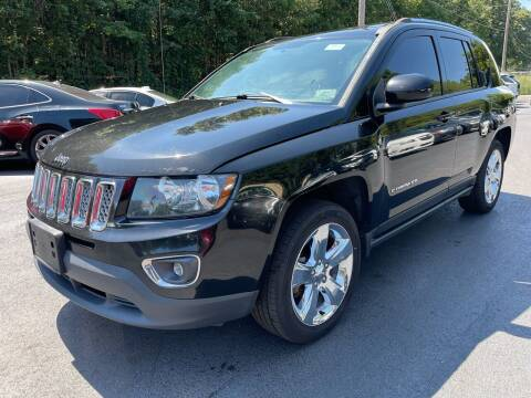 2015 Jeep Compass for sale at GEORGIA AUTO DEALER, LLC in Buford GA