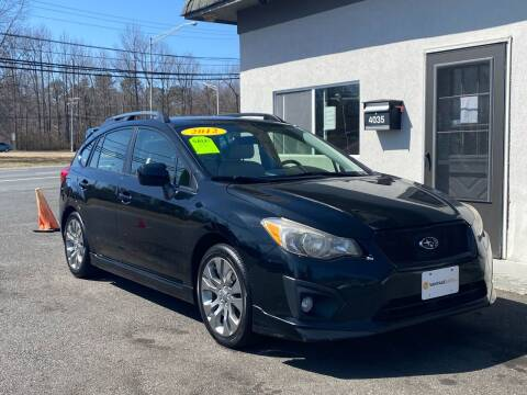 2012 Subaru Impreza for sale at Vantage Auto Group in Tinton Falls NJ