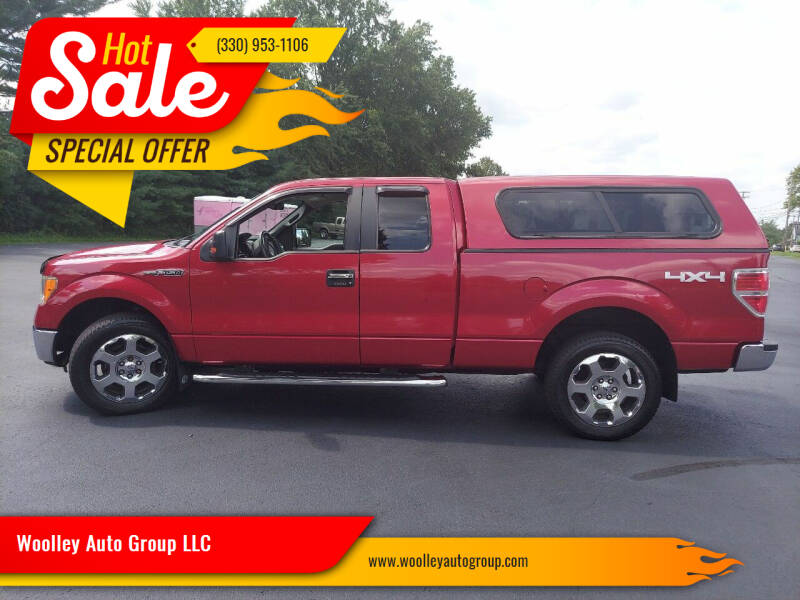 2010 Ford F-150 for sale at Woolley Auto Group LLC in Poland OH