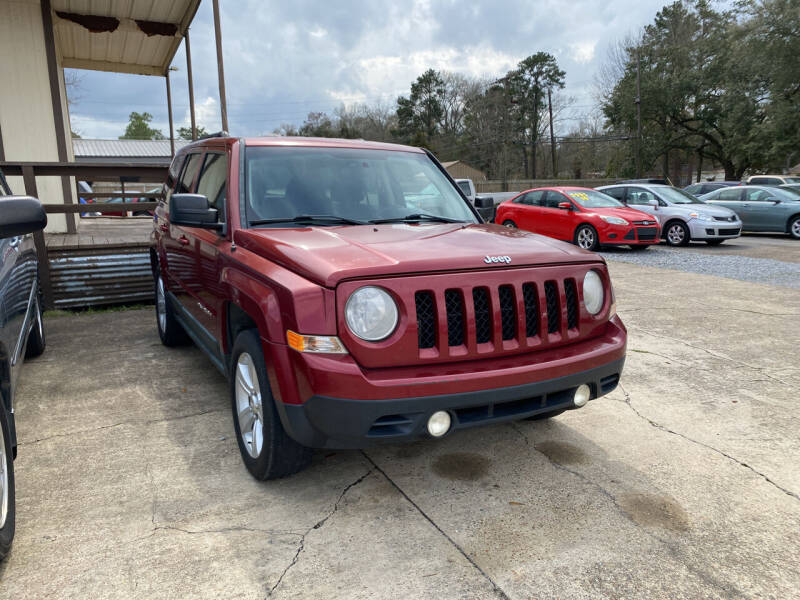2011 Jeep Patriot for sale at Port City Auto Sales in Baton Rouge LA