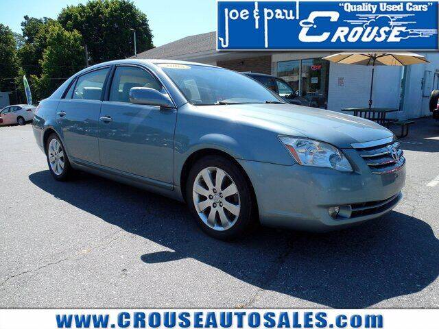 2005 Toyota Avalon for sale at Joe and Paul Crouse Inc. in Columbia PA