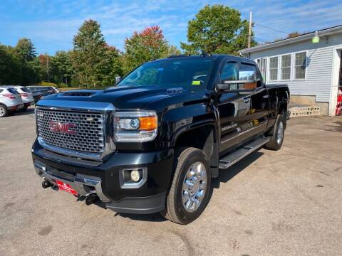 2017 GMC Sierra 2500HD for sale at AutoMile Motors in Saco ME