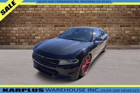 2018 Dodge Charger for sale at Karplus Warehouse in Pacoima CA