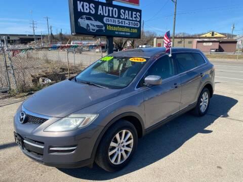 2008 Mazda CX-9 for sale at KBS Auto Sales in Cincinnati OH