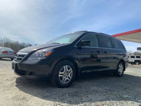 2006 Honda Odyssey for sale at Charlie's Used Cars in Thomasville NC