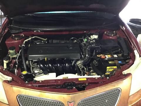 2005 Pontiac Vibe for sale at 4 B CAR CORNER in Anadarko OK